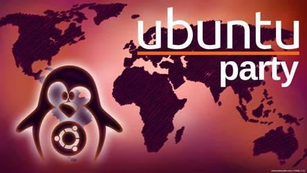 Ubuntu Party by edwood972