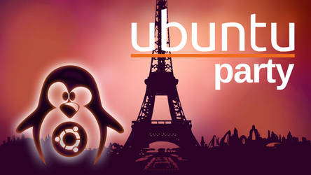 Ubuntu Party Paris by edwood972