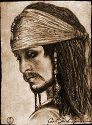 Jack Sparrow by theband
