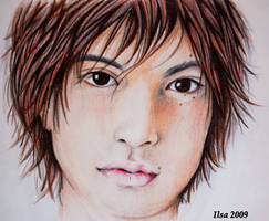 Koji Seto by InuIrusa-chan