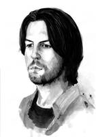 Rob Bourdon by RoofusCreatures