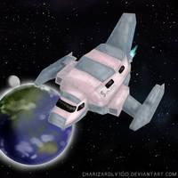 Silph Rocket 00137 by Chari-Artist