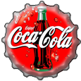 Coke Bottle Cap by moonmandala