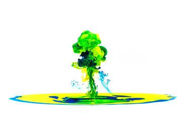 Ink Tree by moonmandala