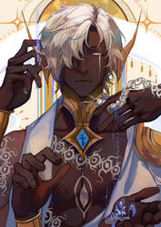 CE: Foul God by Hanromi
