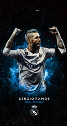 Sergio-Ramos wallpsper lockscreen by 10mohamedmahmoud