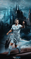 Toni kross | Wallpaper lock screen real madrid 18 by 10mohamedmahmoud