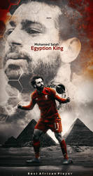 MO SALAH LA LA Salah history player wallpaper by 10mohamedmahmoud