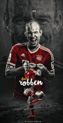 A.ROBBEN WALLPAPER LOCK SCREEN 2017\8 by 10mohamedmahmoud