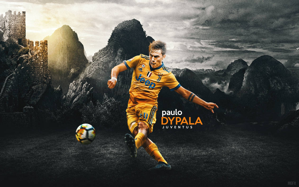 paulo dybala wallpaper pc 2019 by 10mohamedmahmoud