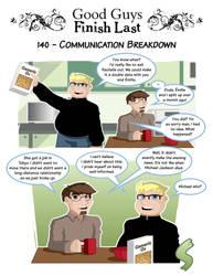 GGFL - Communication Breakdown by Saberhagen