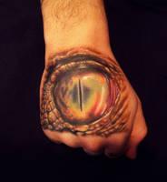 My Hand by johnnyjinx
