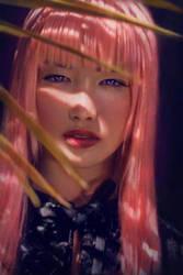 Female Portrait Study 32 Day #123 by AngelGanev