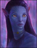 Avatar Fan Art 19 Day #334 by AngelGanev