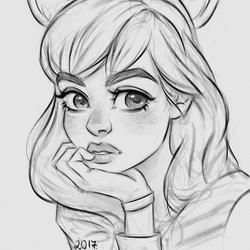 Sketch XIV #259 by AngelGanev