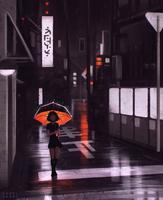City Nights II - Day #80 by AngelGanev