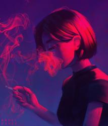Velvet Dream - Day #253 by AngelGanev