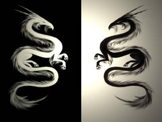 B vs W by pycc-wallpaper