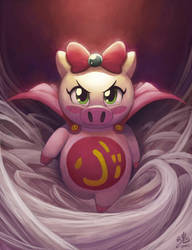 SUPER PIG! by Ry-Spirit