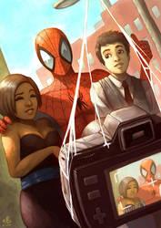 Spider-Fans by Ry-Spirit