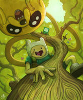 Welcome to our Tree Fort by Ry-Spirit