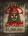CAPTAIN Jack Sparrow by Ry-Spirit