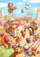 Pocket City by Ry-Spirit