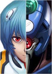 Rei Eva-00 by Ry-Spirit