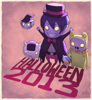 Happy Halloween Everyone by Ry-Spirit
