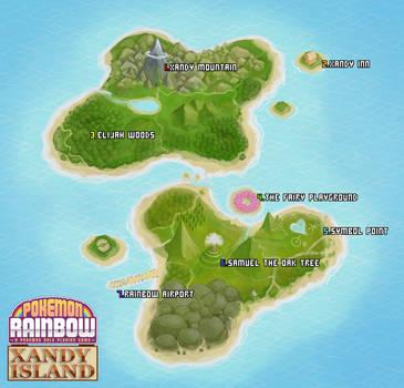 Xandy Island by Ry-Spirit