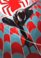 Spider Jump by Ry-Spirit