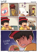Life of Ry - Clever Girl by Ry-Spirit