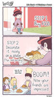 Life of Ry - Life Hack #4 Making a Feast by Ry-Spirit