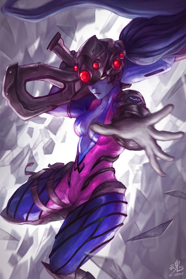 Widowmaker by Ry-Spirit