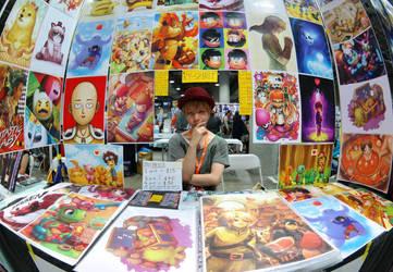 Ry-Spirit Artist Table by Ry-Spirit