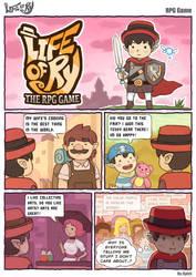 Life of Ry - RPG Game by Ry-Spirit