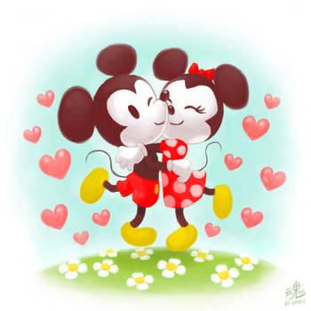 Lovely Mice by Ry-Spirit