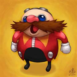 Ugandan Eggman by Ry-Spirit