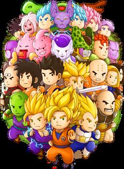 Dragon Ball FighterZ by Ry-Spirit