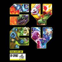 SYFY Superheroes by Ry-Spirit