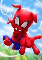 Spider-Ham by Ry-Spirit