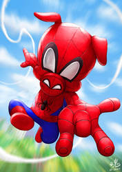 Spider-Ham by Ry-Spirit
