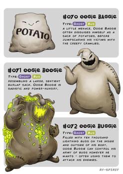 #070 Baggie - #071 Boogie - #072 Buggie by Ry-Spirit