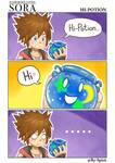 Everybody Loves Sora - Hi-Potion by Ry-Spirit