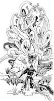 Hydra by Scravagghiupilusu959