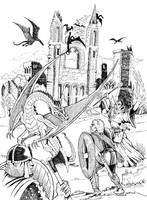 Wyvern Ruins by Scravagghiupilusu959