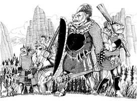 Zorak Zoran Trolls by Scravagghiupilusu959