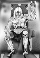 Cael the Vampire by Scravagghiupilusu959