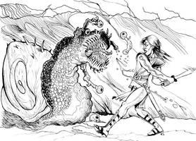 DragonSnail by Scravagghiupilusu959