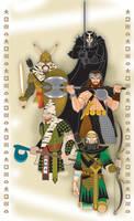 Pavis Heroes by Scravagghiupilusu959